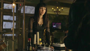 Ksenia Solo - Lost Girl, Season 1 Episode 13,  810p  caps