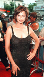 : Catherine Bell - The Negotiator Premiere Los Angeles 1998-07-22