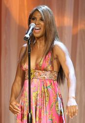 Toni Braxton - Attends 9th Annual Lupus LA Orange Ball (5/09)