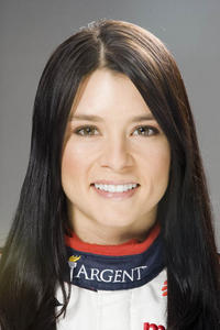 DANICA PATRICK - Race Team Photoshoot