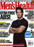 Henry Cavill Men's Health November 2011