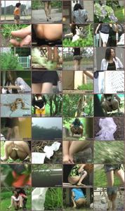 Jade Filth - F15-06 Assaulted After Caught Pissing or Pooping  Asian Scat Scat Voyeur